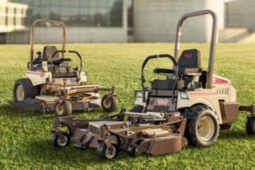 Grasshopper Mowers