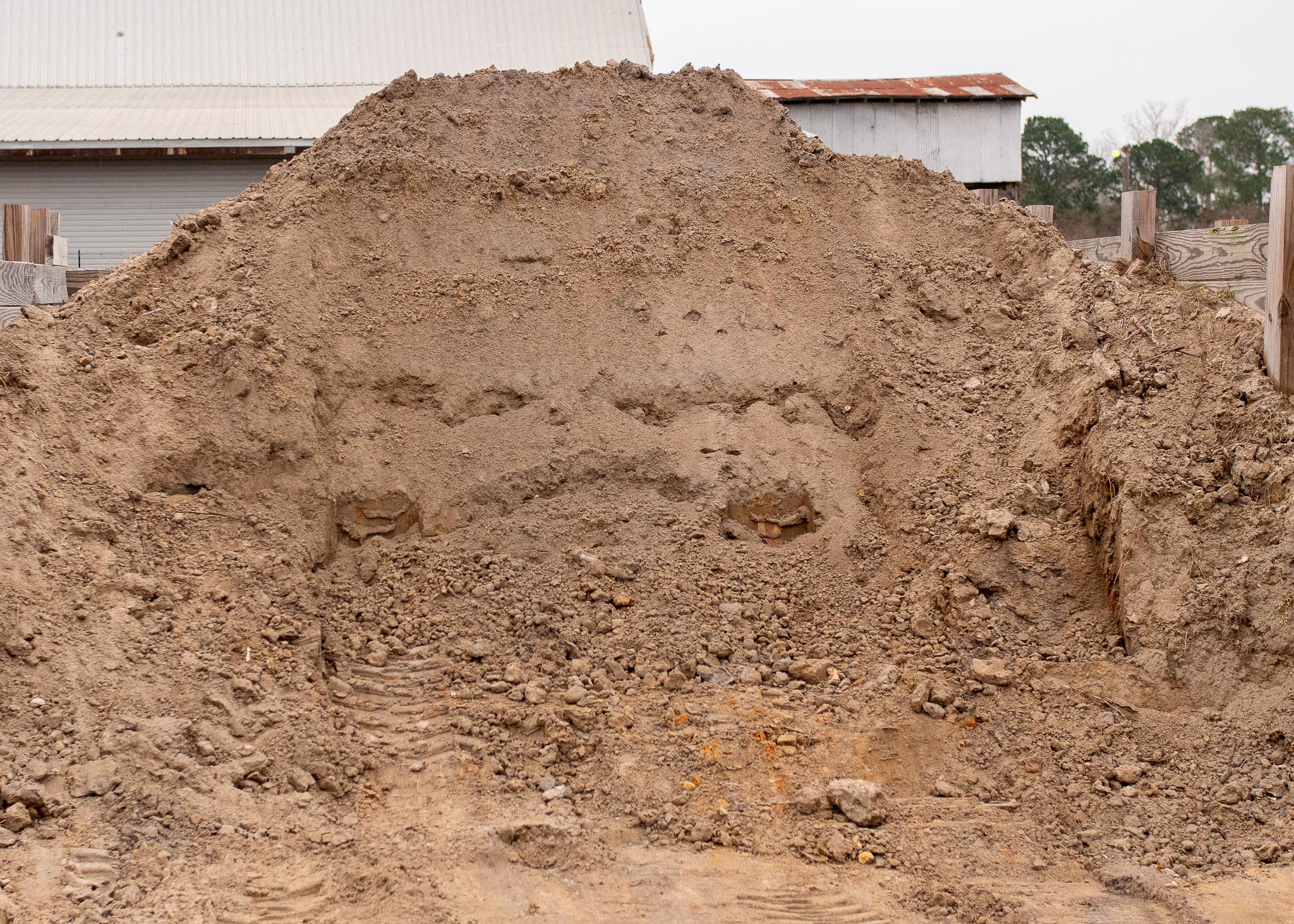 Bulk Top Soil, Sand & Fill