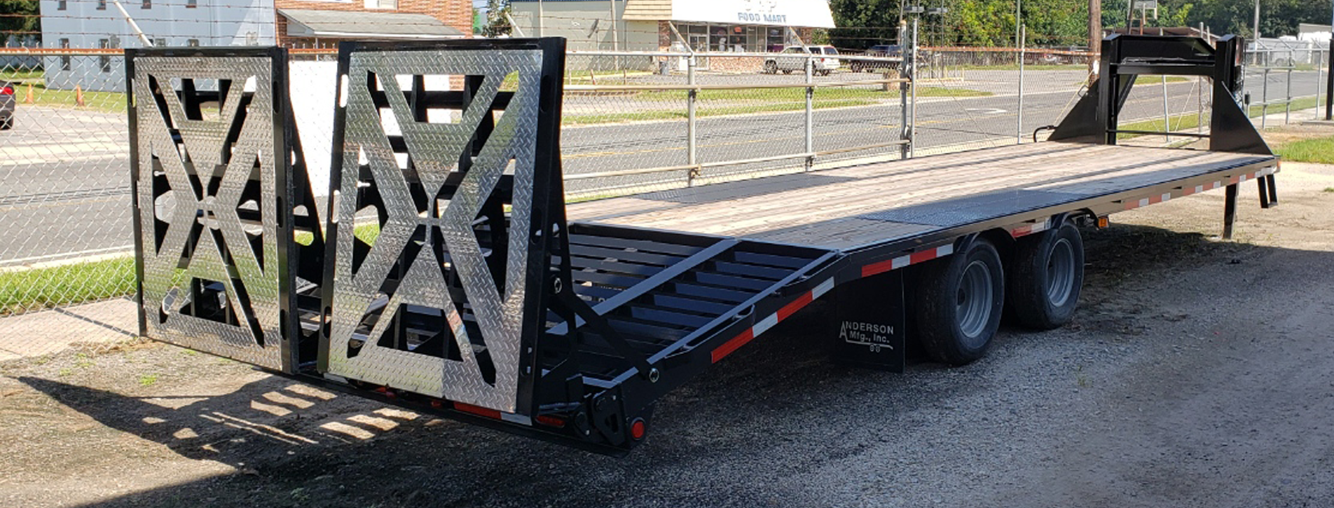 CHECK OUT OUR INVENTORY OF UTILITY TRAILERS