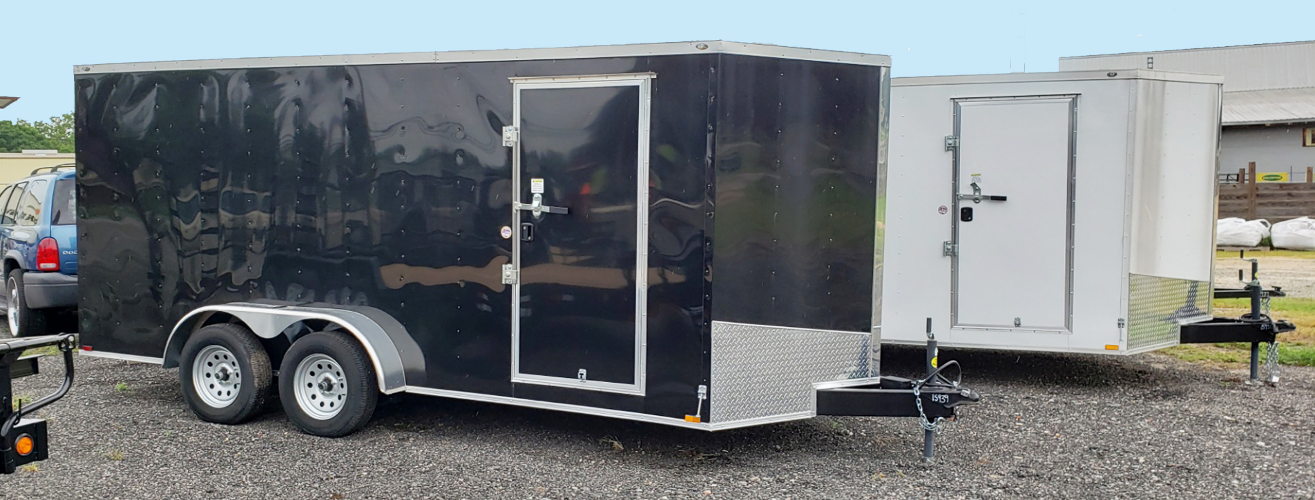 CHECK OUT OUR INVENTORY OF CARGO TRAILERS