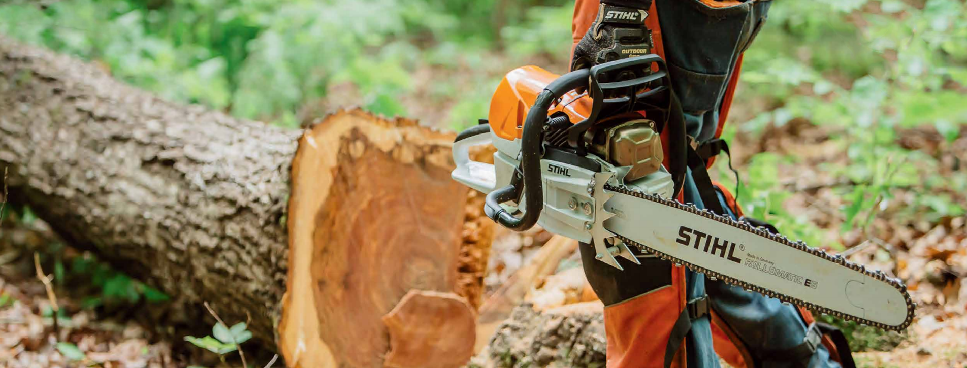 We have a complete inventory of Stihl products!